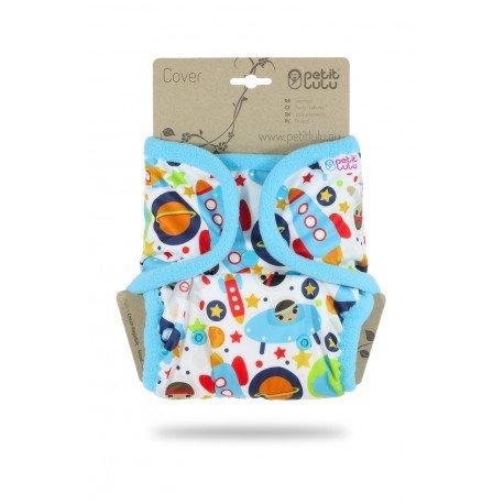 Cobertor Petit Lulu Talla Única (Snaps) - Astronauts