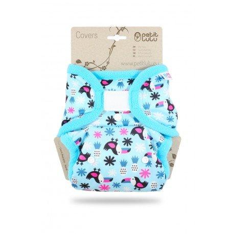 Cobertor Petit Lulu Talla Única (Velcro) - Toucans