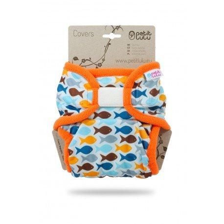Cobertor Petit Lulu XL (Velcro) - Goldfish
