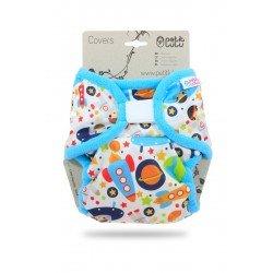 Cobertor Petit Lulu XL (Velcro) - Astronauts