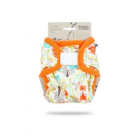 Cobertor Petit Lulu Recien Nacido (Velcro) - Foxes