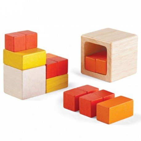 Cubos fracción PLanToys
