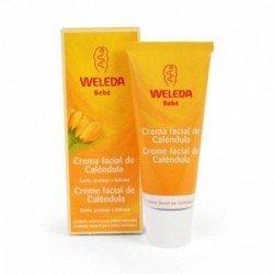 Crema facial de caléndula para bebé - Weleda