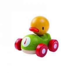Pato, El piloto coche de carreras Plantoys