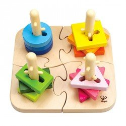 Apilables puzzle Hape
