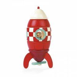 Kit cohete magnético Janod