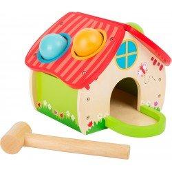 Casa para martillar