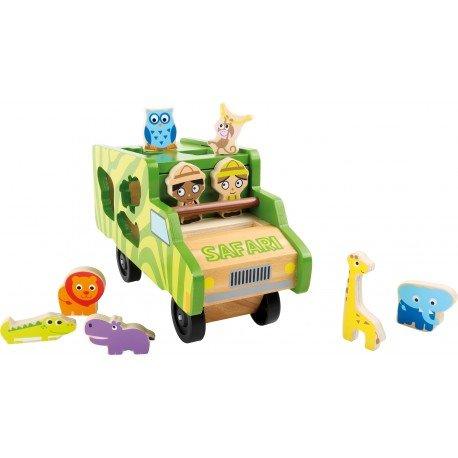 Bus de encaje Safari
