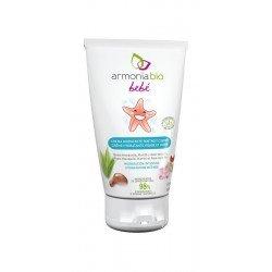 Crema hidratante rostro y cuerpo Bebé. Armonia Bio