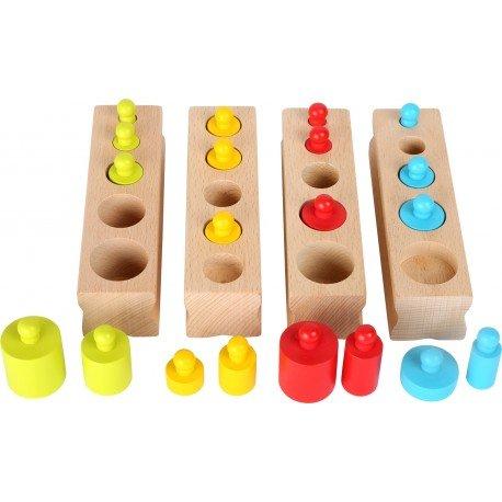 Juego para encajar Multicolor