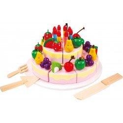"Corta ""Tarta de cumpleaños"""