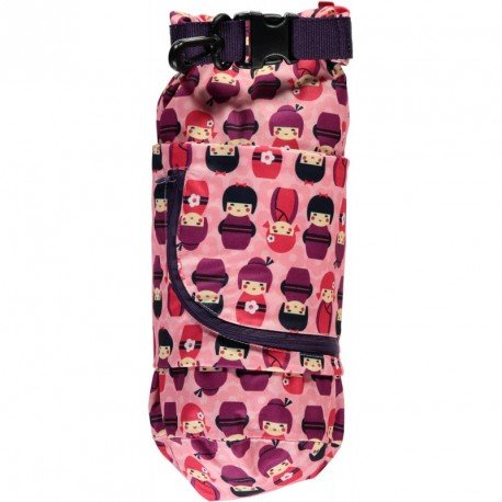 Bolsa Impermeable Kokeshi Doll. Pop In
