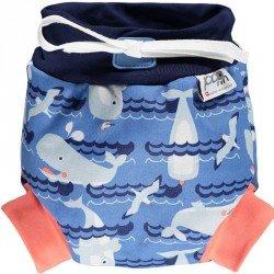 Pañal natación Whale Bañador