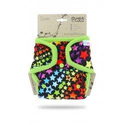 Cobertor Petit Lulu Talla Única (Snaps) - Rainbow Stars