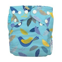Pañal Charlie Banana One Size - Twitter Birds