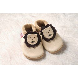 Zapatos Pololo Soft sin suela Leonardo The Lion
