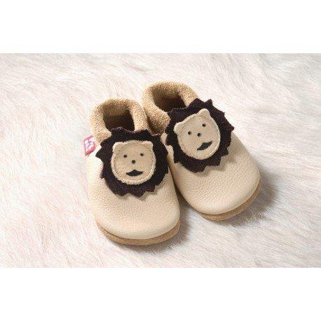 Zapatos Pololo Soft sin suela Leonardo The Lion
