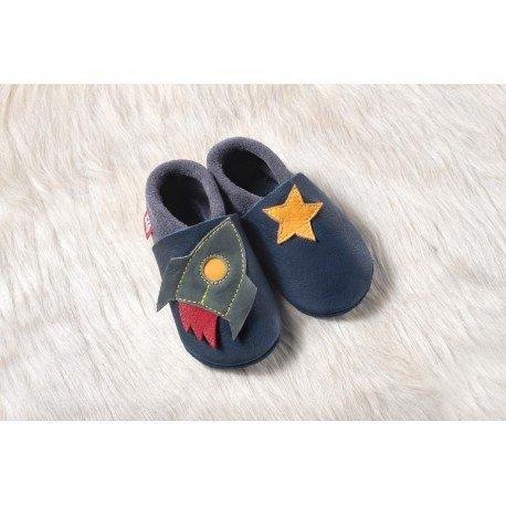 Zapatos Pololo Soft sin suela Rocket