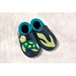 Zapatos Pololo Soft sin suela Emma la Tortuga