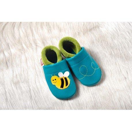 Zapatos Pololo Soft sin suela La Abeja Susi