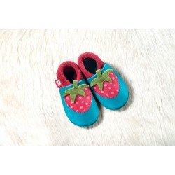 Zapatos Pololo Soft sin suela Fresa