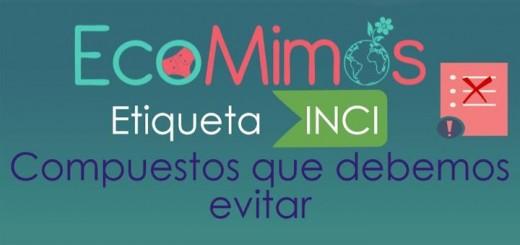Etiqueta INCI EcoMimos