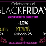 black friday 2017 pañales de tela