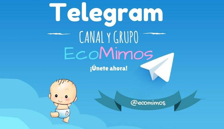 Canal y Grupo EcoMimos en Telegram