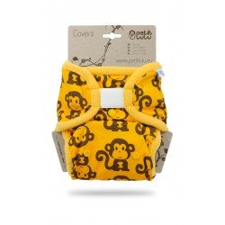 Cobertor Petit Lulu Talla Única (Velcro) - Monkeys (yellow)