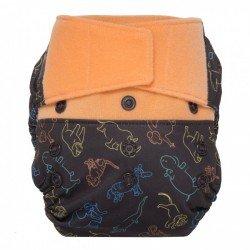 Cobertor Grovía Hibrido TE2 Velcro Heartspring