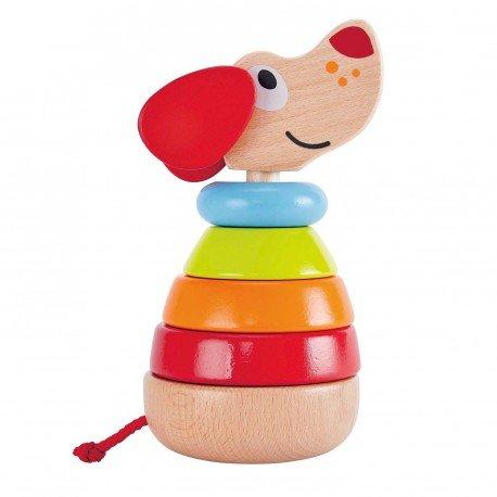 Apilable Pepe arcoiris