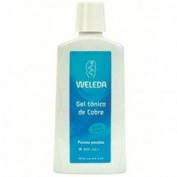 Gel piernas cansadas tónico cobre - Weleda