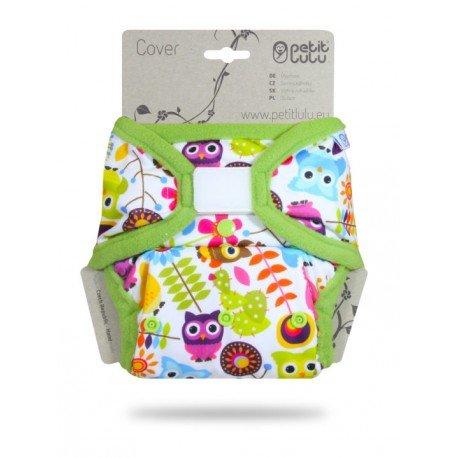 Cobertor Petit Lulu Talla Única (Velcro) - Happy Owls