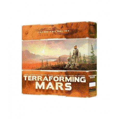 Terraforming Mars. Maldito Games