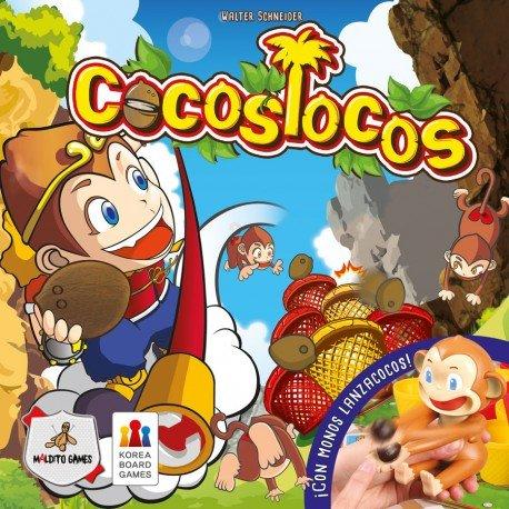 Cocos Locos. Maldito Games