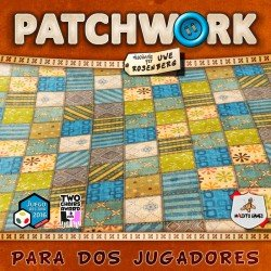 Patchwork. Maldito Games
