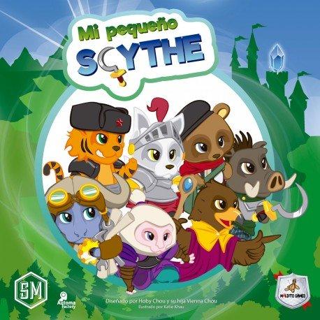 Mi pequeño Scythe. Maldito Games