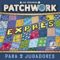 Patchwork Exprés. Maldito Games
