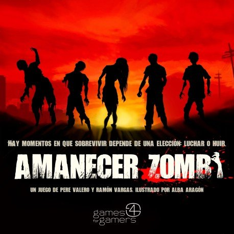 Amanecer Zombi. Games for Gamers