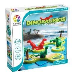 Dinosaurios islas misteriosas juego de lógica. Smart Games