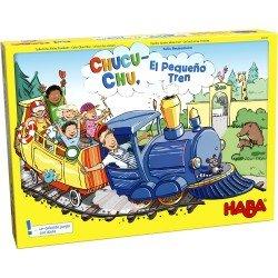 Chucu Chu, El pequeño tren. HABA