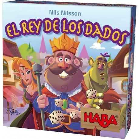 El Rey de los Dados. HABA