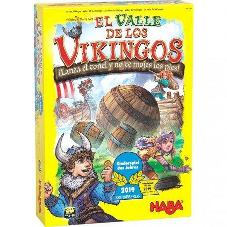 El valle de los vikingos. HABA