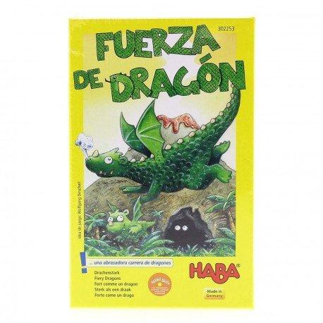 Fuerza de dragón. HABA