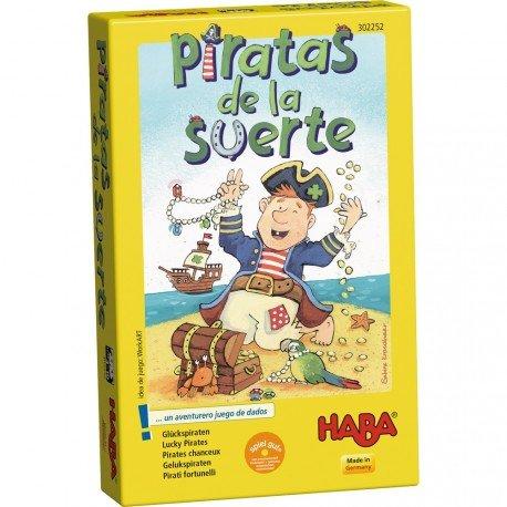 Piratas de la suerte de HABA