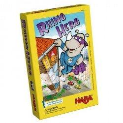 Rhino Hero. HABA.