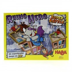 Rhino Hero – Super Battle. HABA.
