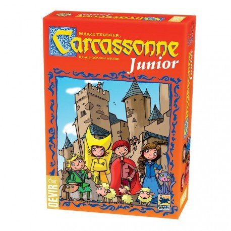 Carcassonne Junior. Devir