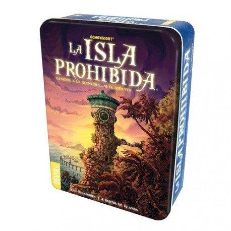 La Isla Prohibida. Devir