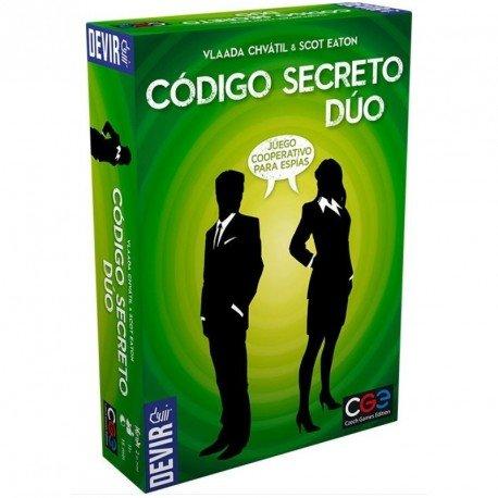 Código Secreto Duo. Devir